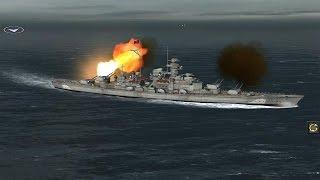 ЛУЧШАЯ СТРАТЕГИЯ про КОРАБЛИ ! Военно Морской Флот Второй Мировой ! Игра Atlantic Fleet на ПК