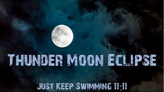 Thunder Moon Tarot Eclipse Time