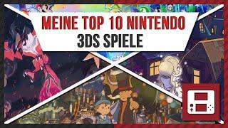 Meine liebsten 3DS Spiele  TOP 10 NINTENDO 3DS SPIELE • Irregu