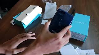 My First Mobile Phone - Honor 7x Unboxing | Devesh More