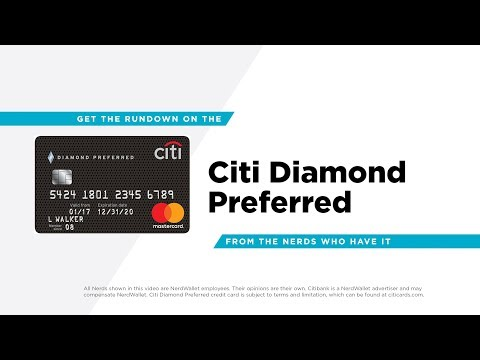 Citi Diamond Preferred Review