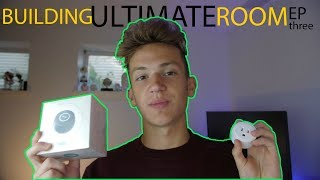Building my Ultimate Room: Smart Tech + Displays! (Ep. 3)