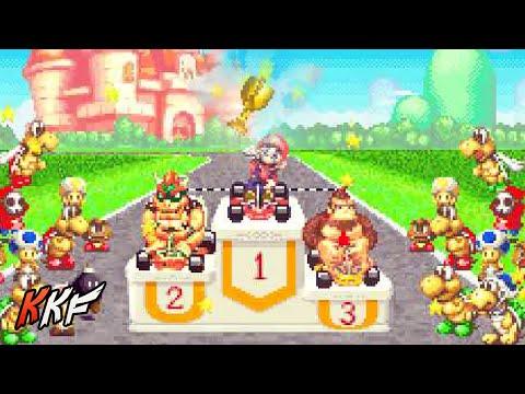Drifting into Insanity - Mario Kart: Super Circuit