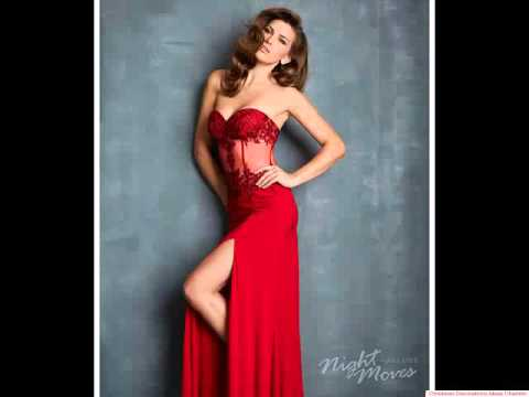 Amazing red prom dresses - The best prom dresses ever!!! - YouTube