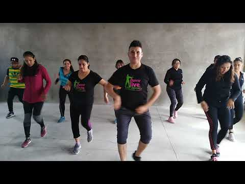 Salsa Migajas de amor by Luis Miguel del Amargue Coreografía Dance Alive by Alejo Villarreal
