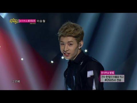 【TVPP】Henry - Trap, 헨리 - 트랩 @ Show Music core Live