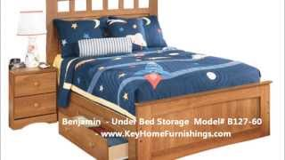 Ashley Youth Bed Gallery, Portland, Oregon - Key Home Furnishings