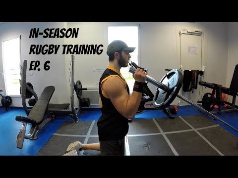 In-season Rugby Training Episode 6