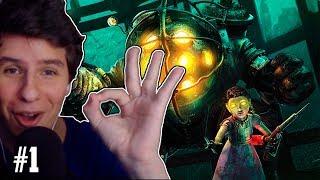 VIREI O SUPER CHOQUE ⚡️ - Bioshock