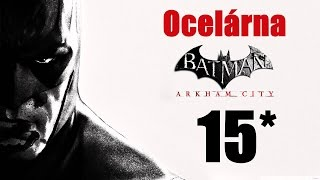 CZ tit. | Let's Play | Batman: Arkham City | #15 | NG+ | 1080p