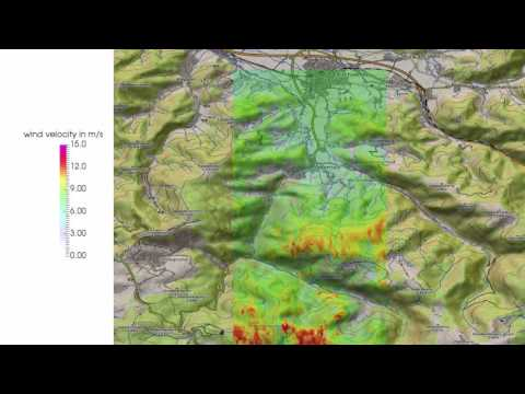 Environmental Flow Simulation with DrNUM