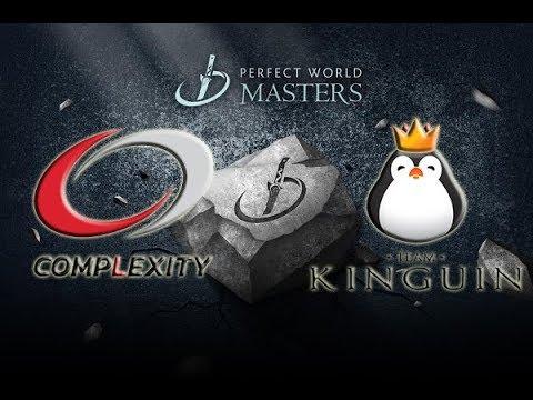 CoL vs KNG - game 3 bo3 - PW Masters 2017   Highlights Dota 2
