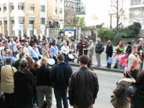 Lincoln District Scout Band: Lord Mayors Show, London 2007 ...