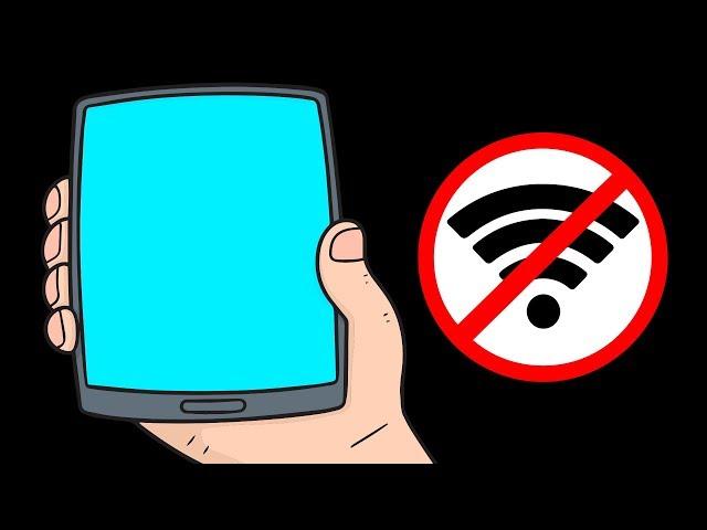 Warum Flugzeuge kein Wi-Fi haben sollten
