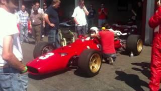 ferrari 312 1967 sound
