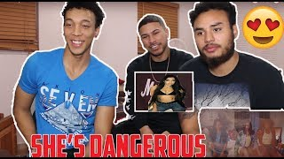 Dua Lipa - New Rules (Official Music Video) - REACTION