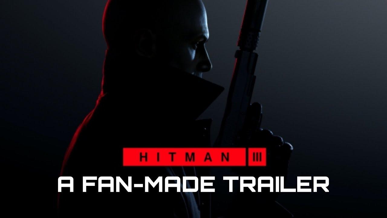 HITMAN 3   PS5 TRAILER (1080P) fan-made - YouTube