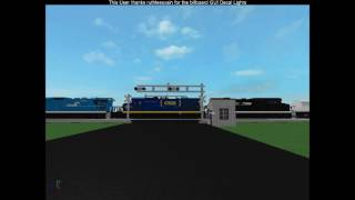 ROBLOX Conrail Hertiage Unit/CSX/NS Freight Train Pass Through A Railroad Crossing ROBLOX Conrail Hertiage Unit/CSX/NS Freight Train Pass Through A Railroad Crossing ROBLOX Conrail Hertiage Unit/CSX/NS Freight Train Pass Through A Railroad Crossing