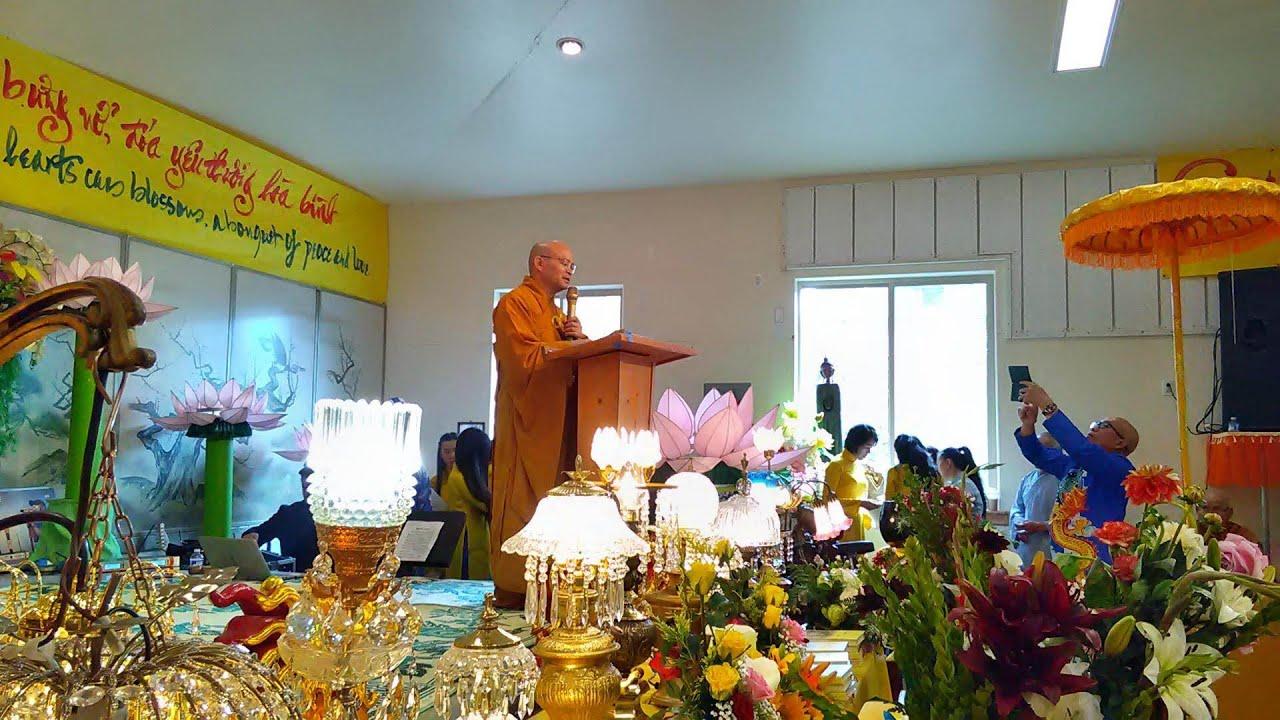 Diễn Văn kỷ niệm 25 năm chùa Phước Huệ