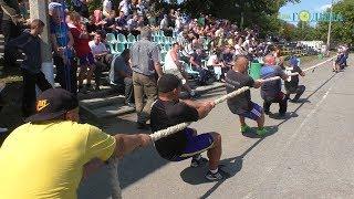 Година ТВ - День фізкультури та спорту в Кобеляках