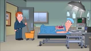 Family guy - Mintha egy orvos félbehagyná a műtétet