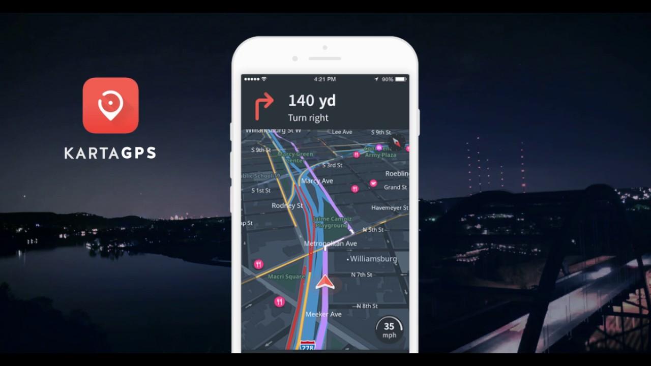 karta gps Karta GPS app teaser   YouTube karta gps
