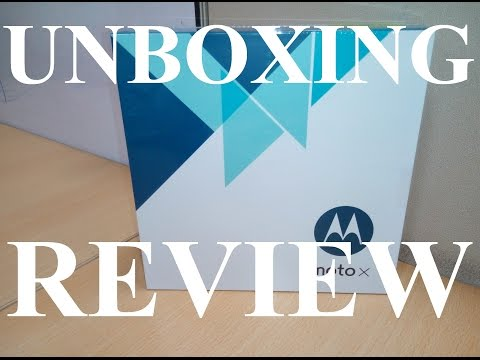 [Hindi - हिन्दी] Moto X Style (Pure) Unboxing and First Look Review (Overpriced?) Complete