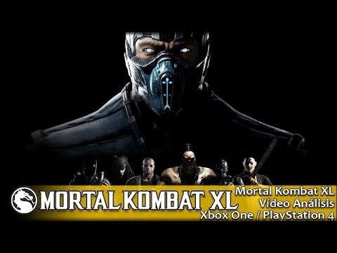 Mortal Kombat XL | Análisis español GameProTV