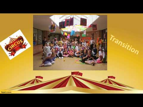GREAT TRANSITION CIRCUS - How we express ourselves: