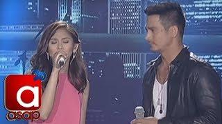 """Sarah G, Piolo sing """"Paano Ba Ang Magmahal"""" on ASAP"""
