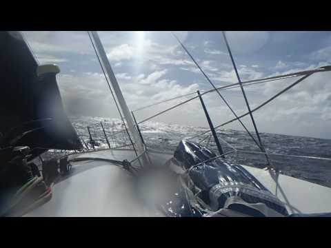 Blink Auckland Fiji Race 2016 - Day 3 in the trade winds