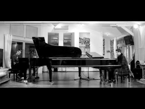 Salm architecture piano cover