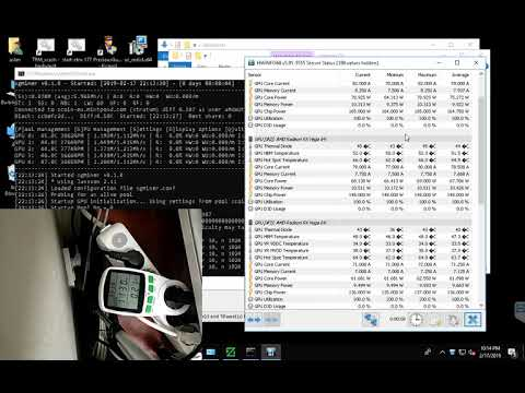 How To Mine Zcoin (XZC) With MTP With AMD Vega 56, Vega 64, Vs..