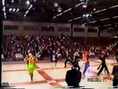 MČR v latinskoamerických tancích 1993 - Hotel Hilton Atrium