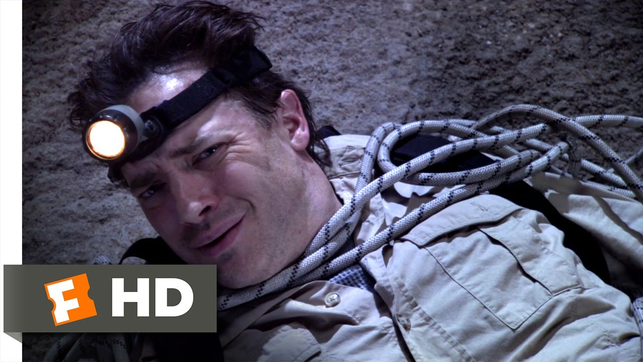 Journey to the Center of the Earth (2/10) Movie CLIP - I Have to Cut You Loose (2008) HD