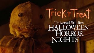 Trick 'r Treat is Coming to Halloween Horror Nights 2018