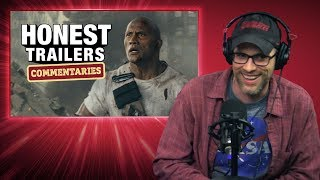 Honest Trailers Commentary - Rampage