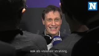 Vijf vragen aan kersvers CEO van RSC Anderlecht, Karel Van Eetvelt.