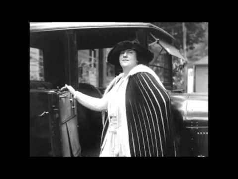 Elsie Baker - I Love You Truly (1912)