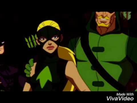 Young Justice Artemis tribute - only human