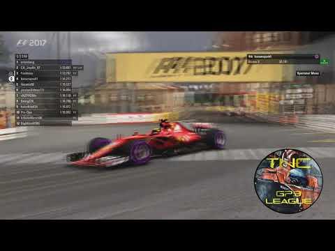 Trans Nation Challenge GP3 League   Qualifying   Round 6 the Monaco GP