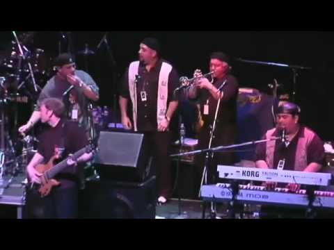"MALO sings ""Nena"" live from Redwood City, CA, Cinco de Mayo, 2011"