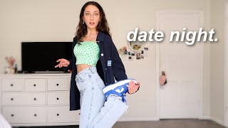 get ready with me for a DATE!