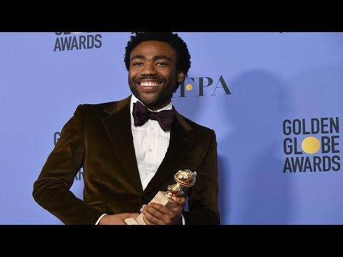 Thumbnail: Donald Glover - Golden Globes 2017 - Full Backstage Speech