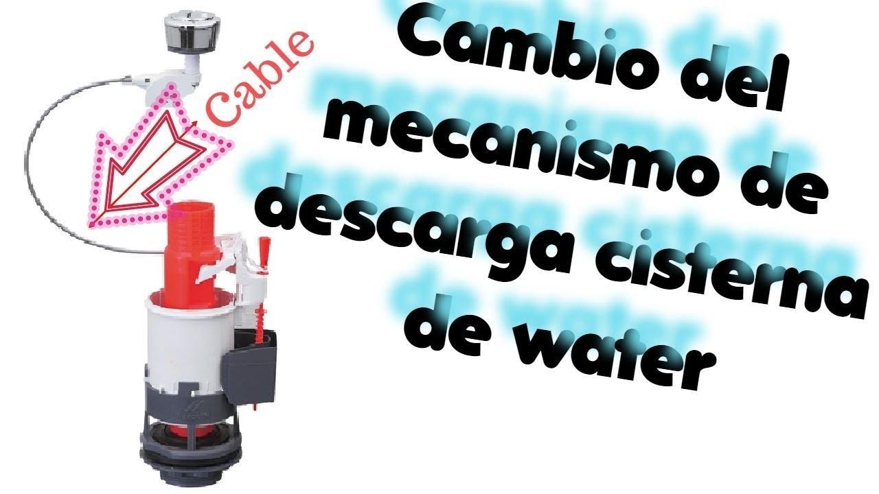 Mecanismo de descarga universal para cualquier cisterna - Mecanismo de cisterna ...