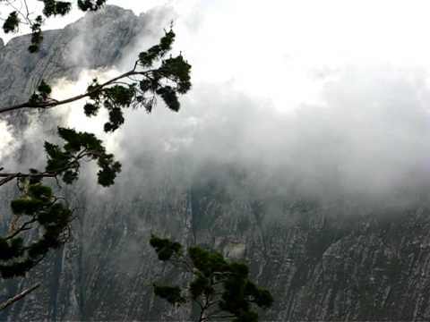 Mulanje Mountain stop frame clouds 2