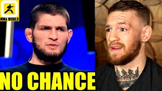 Khabib explains why he shut down an offer to coach TUF against Conor McGregor,Hall on Adesanya,Costa