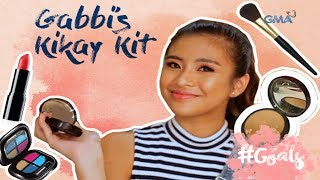 #Goals with Gabbi Garcia: Gabbi's Kikay Kit | GMA One