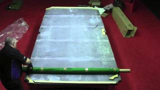 Snooker Legends - Snooker Table Dismantle In Fast Mode