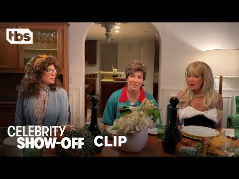 Celebrity Show-Off: Beverly Hills 9021-OZ W/Tori Spelling (Season 1 Episode 7 Clip) | TBS
